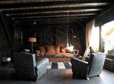 Casa privata St. Moritz | design Francesca Neri | materiali Pancotti Superfici