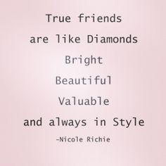 True friends   #quote #inspire
