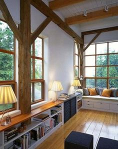 Love the timber and windows