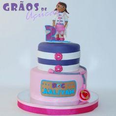 Doutora Brinquedos | Recortado | Disney / Animação | Grãos de Açúcar - Bolos decorados - Cake Design