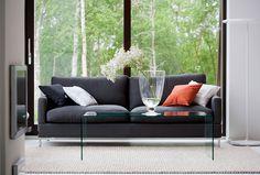 AIR Sohvapöytä   Isku Outdoor Sofa, Outdoor Furniture, Outdoor Decor, Villa, Living Room, Interior Design, Random, Home Decor, Ideas