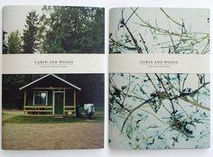 cabin & woods