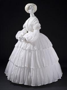 Robe, 1855