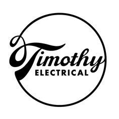 Timothy Electrical Logo Design https://www.behance.net/gallery/32793193/Timothy-Electrical