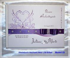 Gästebuch Hochzeit, Geschenk, Gästebücher,versch. Motive, GB 34