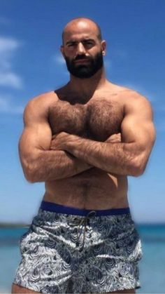 Hot hairy dad