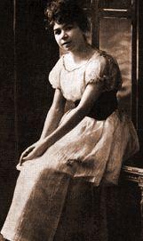 Alfonsina Storni. Argentinian although born in Switzerland. 1892-1938. Poet.