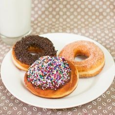 Traditional doughnuts - this is one of the best recipes ever!