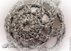 Обновляем новогодние шарики - Ярмарка Мастеров - ручная работа, handmade
