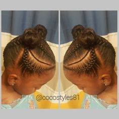 2603 Best Kids hair styles images in 2019 | Black girls hairstyles ...