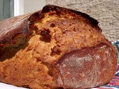 Paine fara framantare | Savori Urbane Continental Breakfast, Bread Recipes, Banana Bread, Urban, Desserts, Pork, Tailgate Desserts, Deserts, Postres