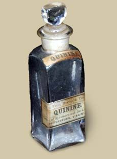 Quinine was introduced in the 1820s as an effective treatment for malaria. It gained popularity as a an antipyretic during much of that century.