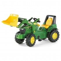John Deere 7930 Pedal Tractor with Frontloader John Deere 7930, Pedal Tractor, Pedal Cars, Kids Garden Toys, Camping Toys, Kids Yard, Farm Toys, Ride On Toys, Plein Air