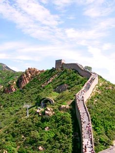 China (& the Great Wall) (& The Great Wall MARATHON!!!!!!!!!)
