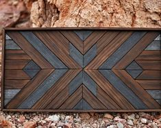 Items similar to Wood Art - Shou Sugi Ban - Wall Decor - Wall Art - Home Decor - Handmade - Artwork - Wedding Gift on Etsy Wood Artwork, Wooden Wall Art, Diy Wall Art, Home Decor Wall Art, Wall Wood, Diy Wood Projects, Wood Crafts, Reclaimed Wood Art, Wood Mosaic