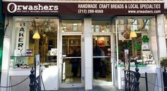 a7101bf85 Manhattan's Orwashers bakery Upper East and West side 308 East 78th Street  (b/w