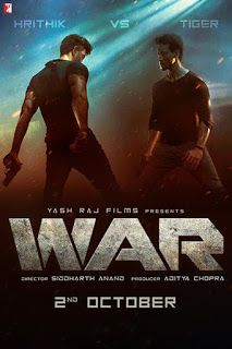 War (Hindi) Movie Ringtones and bgm for Mobile Hindi Movies, Movie Info, Bollywood Movies, Movies 2019, War Movie, Movie Ringtones, War Movies, Movies Online, Upcoming Movies