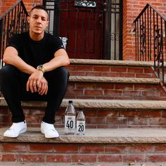 Theo Rossi And Ounce Water Pour A Successful Mix Of Enterpreneurism And Advocacy | HuffPost