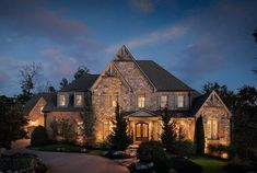 Private Residence, General Shale Brick