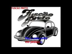 FUSCÃO PRETO ORIG.: ALMIR ROGÉRIO - COVER: KUBI-SUN