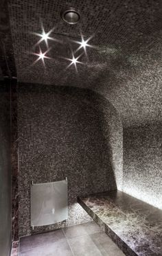 Steam Bath by VSB Wellness - Stoombad gemaakt door VSB Wellness Steam Shower Cabin, Sauna Steam Room, Steam Bath, Sauna Room, Steam Spa, Men Spa, Diy Spa Day, African Furniture, Dream Shower