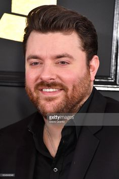 Singer Chris Young attends The 59th GRAMMY Awards at STAPLES Center on February 12, 2017 in Los Angeles, California.