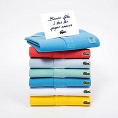 d51a87df3 15 Best Lacoste Savoir Faire images | Lacoste polo, Sportswear ...