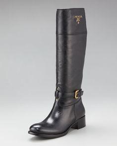 best black boots ever I need then Santa lok
