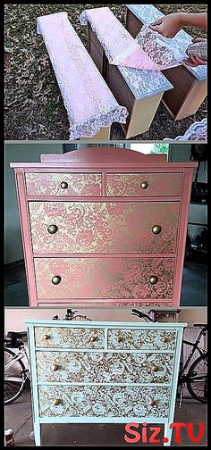 Shabbychic sweethome house country interiordesign 50 best diy rustic farmhouse decor ideas for your home Refurbished Furniture, Repurposed Furniture, Home Decor Furniture, Furniture Projects, Furniture Makeover, Diy Home Decor, Decopage Furniture, Silver Furniture, Diy Furniture Painting