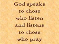 Hear my cry, O God, listen to my prayer Psalms 61:1 ESV