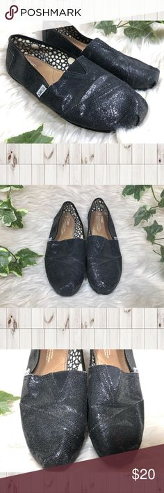 5f7f80a10c5 🌿Sparkled Toms!🌿 🌿Sparkled Toms! Worn a few times and in good