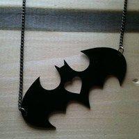 Batman neckace