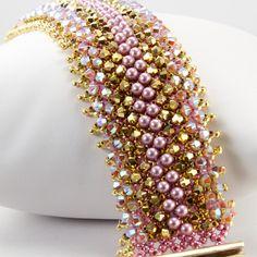 Captured Bracelet Kit - Beads Gone Wild  - 1