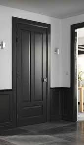 Afbeeldingsresultaat voor lambrisering zwart