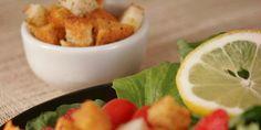 Croutons sem Glúten e sem Lactose | Grani Amici