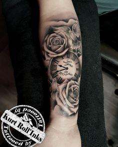 #kurtrollinks #belgiumtattoo #killerink #eternalink #cheyennetattooequipment #realistictattoos #clocktattoo #rosetattoo #dovetattoo #cloudtattoo #inked #tattooed #tattoo
