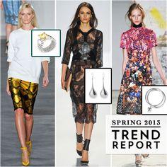 Get your catwalk trends now! www.bellagioandco.com