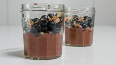 De chocolademousse van voedingsdeskundige Sandra Bekkari is een feest voor de smaakpapillen. En je hebt slechts 4 ingrediënten nodig!