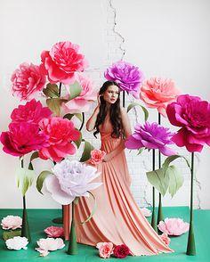 Бумажные цветы Санкт-Петербург | портфолио