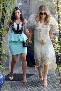 Celebrity baby bump day: Pregnant Fergie, Kate Middleton, Kim Kardashian, Jenna Dewan-Tatum, Malin Akerman