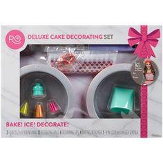 Salmon and mozzarella cake - Clean Eating Snacks Cake Decorating Games, Cookie Decorating, Decorating Tips, Round Cake Pans, Round Cakes, Rosanna Pansino Nerdy Nummies, Baking Supply Store, Gingerbread House Kits, Two Tier Cake