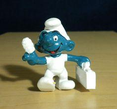 Smurf Medic