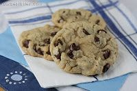 This is THE recipe for chewy chocolate chip cookies!