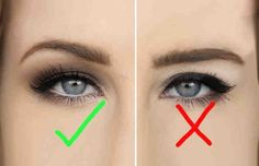 Широко распахнутые глаза: 5 железных правил макияжа для визуального увеличения глаз