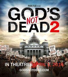 God's Not Dead 2 Spark Rewards Christian Verses, Gods Not Dead, Movie Facts, I Movie, Christianity, Prayers, Bible, Faith, Biblia