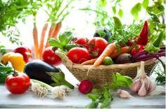 Vegetais vs hidratos de carbono