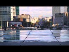 Incroyables acrobaties de Abel Djilali Showreel 2012 (images tournées à Paris, La Défense et Grenoble)