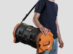 9c6fdc2b0b A Unique Shape Gives The Ridgid Pro Tube Toolbox More Storage Space Than  Its Peers Tool