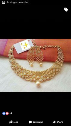 So beautiful necklace