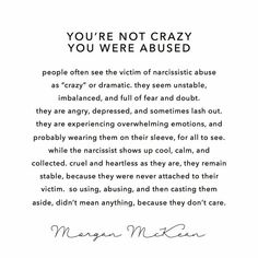 """Narcissists will provoke intense emotions in you, and then turn around and paint your normal human reactions as """"crazy"""" You are not crazy,… Narcissistic People, Narcissistic Mother, Narcissistic Behavior, Narcissistic Abuse Recovery, Narcissistic Personality Disorder, Narcissistic Sociopath, Survivor Quotes, Abuse Survivor, Quotes To Live By"""